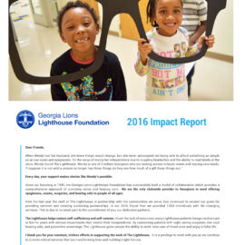 Read Our 2016 Impact Report